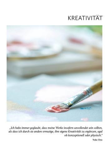 Kreativität - New Spirit 02/2019