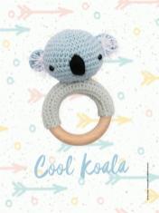 Häkelanleitung - Cool-Koala - Simply Häkeln 02/2019