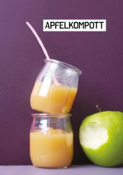 Rezept - Apfelkompott - Simply Kochen Sonderheft Paleo-Diät 01/2019