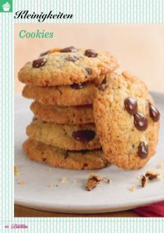 Rezept - Cookies - Das große Backen 02/2019