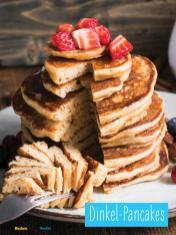 Rezept - Dinkel-Pancakes - Simply Backen mit und für Kinder - mit Nina Kämpf von Mamaaempf