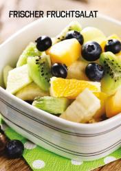 Rezept - Frischer Fruchtsalat - Simply Kochen Sonderheft Paleo-Diät 01/2019