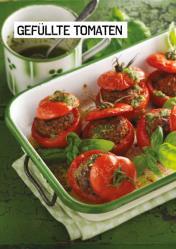 Rezept - Gefüllte Tomaten - Simply Kochen Sonderheft Paleo-Diät 01/2019