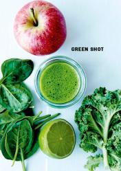Rezept - Green Shot - Simply Kochen Sonderheft Körper ohne Entzündungen 01/2019
