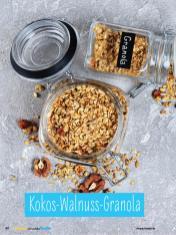 Rezept - Kokos-Walnuss-Granola - Simply Backen mit und für Kinder - mit Nina Kämpf von Mamaaempf
