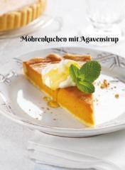 Rezept - Möhrenkuchen mit Agavensirup - Simply Kochen Sonderheft Zuckerfrei 01/2019