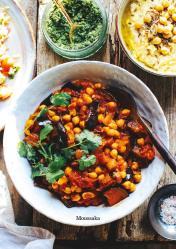 Rezept - Moussaka - Healthy Vegan 02/2019