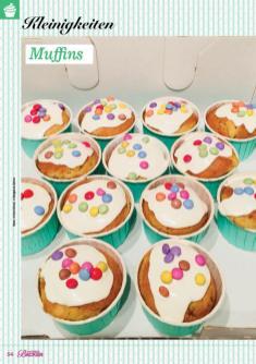Rezept - Muffins - Das große Backen 02/2019