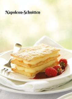 Rezept - Napoleon-Schnitten - Simply Kochen Sonderheft Zuckerfrei 01/2019