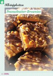 Rezept - Peanutbutter-Brownies - Das große Backen 02/2019