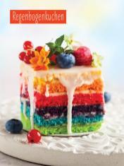 Rezept - Regenbogenkuchen - Simply Backen mit und für Kinder - mit Nina Kämpf von Mamaaempf