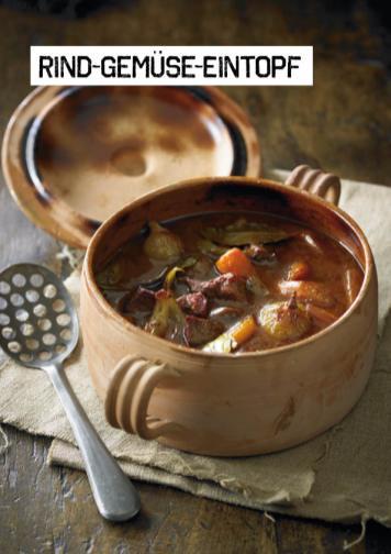 Rezept - Rind-Gemüse-Eintopf - Simply Kochen Sonderheft Paleo-Diät 01/2019