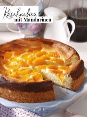 Rezept - Käsekuchen mit Mandarinen - Simply Kreativ Extra – Leckere Ideen für den Thermomix® 02/2019