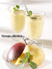Rezept - Mango-Birnen-Lassi - Simply Kreativ Extra – Leckere Ideen für den Thermomix® 02/2019