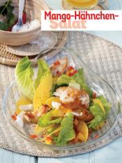 Rezept - Mango-Hähnchen-Salat - Simply Kochen Sonderheft - Frühlingssalate
