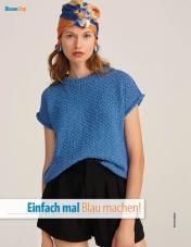 Strickanleitung - Einfach mal Blau machen - Fantastische Frühlings-Strickideen 02/2019