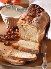 Rezept - Apfel-Honigbrot - Simply Backen Sonderheft – Brote und Brötchen mit dem Thermomix® 02/2019