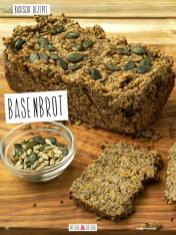 Rezept - Basenbrot - Simply Kochen Sonderheft Basenfasten mit Andrea Sokol