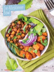 Rezept - Die Alleskönner-Bowl - Simply Kochen Sonderheft - Ernährung in der Schwangerschaft - mit Nina Kämpf von Mamaaempf