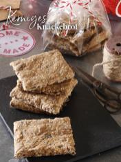 Rezept - Kerniges-Knäckebrot - Simply Backen Sonderheft – Brote und Brötchen mit dem Thermomix® 02/2019