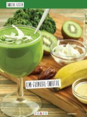 Rezept - Kiwi-Grünkohl-Smoothie - Simply Kochen Sonderheft Basenfasten mit Andrea Sokol