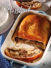 Rezept - Nussbrot - Simply Backen Sonderheft – Brote und Brötchen mit dem Thermomix® 02/2019