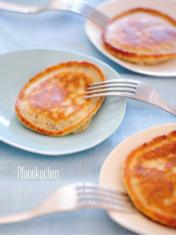 Rezept - Pfannkuchen - Bewusst Low Carb Sonderheft Keto