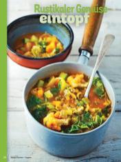Rezept - Rustikaler-Gemüseeintopf - Simply Kochen Sonderheft - Suppen und Eintöpfe - 01/2019