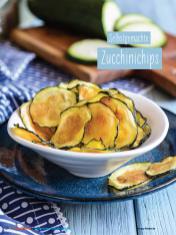 Rezept - Selbstgemachte Zucchinichips - Simply Kochen Sonderheft - Ernährung in der Schwangerschaft - mit Nina Kämpf von Mamaaempf