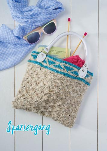 Strickanleitung - Spaziergang - Simply Stricken 03/2019