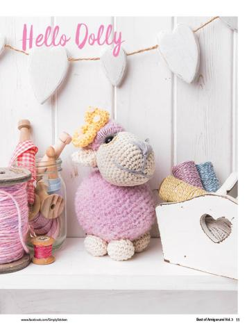 Häkelanleitung - Hello Dolly - Best of Simply Häkeln Amigurumi Vol. 3