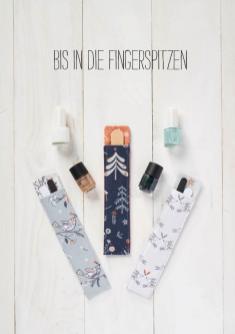 Nähanleitung - Bis in die Fingerspitzen - Simply Nähen 03/2019
