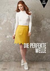 Nähanleitung - Die perfekte Welle - Simply Nähen 03/2019