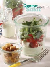 Rezept - Caprese-Salat mit Basilikumcreme - Simply Kochen Sonderheft So schmeckt der Frühling
