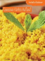 Rezept - Couscous-Kürbis-Auflauf - Simply Kochen mit und für Kinder - mit Nina Kämpf von Mamaaempf