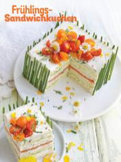 Rezept - Frühlings-Sandwichkuchen - Simply Kochen Sonderheft So schmeckt der Frühling