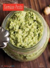 Rezept - Gemüse-Pesto - Simply Kochen mit und für Kinder - mit Nina Kämpf von Mamaaempf