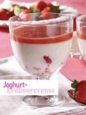 Rezept - Joghurt-Erdbeercreme - Simply Kochen Sonderheft So schmeckt der Frühling
