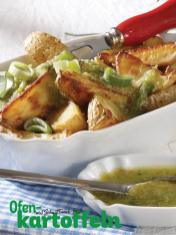 Rezept - Ofenkartoffeln mit Schnittlauch-Pesto - Simply Kochen Sonderheft So schmeckt der Frühling
