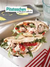 Rezept - Pitataschen mit Thunfisch und Rucola - Simply Kochen Sonderheft So schmeckt der Frühling