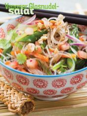 Rezept - Veganer Glasnudel-Salat - Simply Kochen Special Spargel