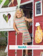Strickanleitung - Herzlich willkommen! - Fantastische Sommer-Strickideen 03/2019