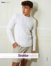 Strickanleitung - Strukturwunder - Fantastische Sommer-Strickideen 03/2019