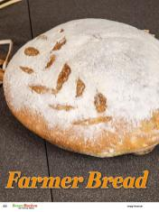 Rezept - Farmer Bread - Brote Backen mit Tommy Weinz - 02/2019
