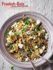 Rezept - Freekeh-Reis mit Lauch, Feta und gerösteten Pinienkernen - Simply Kochen Sonderheft Salate to go