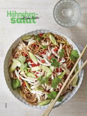 Rezept - Hähnchen-Salat mit Soba-Nudeln - Simply Kochen Sonderheft Salate to go