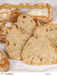 Rezept - Kartoffelbrötchen - Brote Backen mit Tommy Weinz - 02/2019