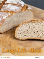 Rezept - Long-Life-Brot - Brote Backen mit Tommy Weinz - 02/2019
