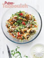 Rezept - Puten-Tabbouleh - Simply Kochen Sonderheft Salate to go