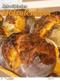 Rezept - Schwäbisches Holzofenbrot - Brote Backen mit Tommy Weinz - 02/2019